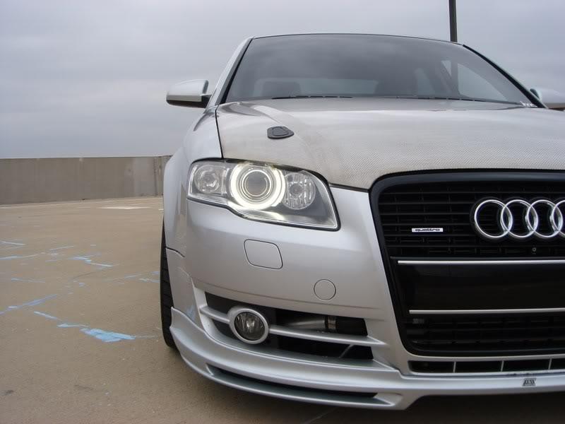 Audi a4 b7 Body Kit Body Kit Audi a4 s4 S-line b7