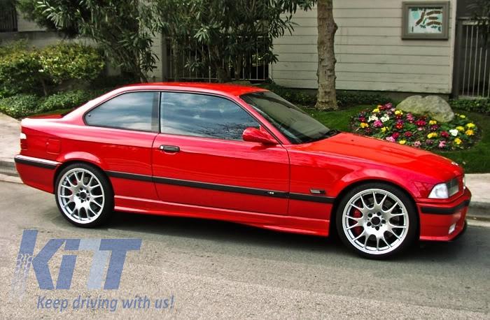 Minigonne laterali BMW Serie 3 E36 (1992-1998) M3 Design
