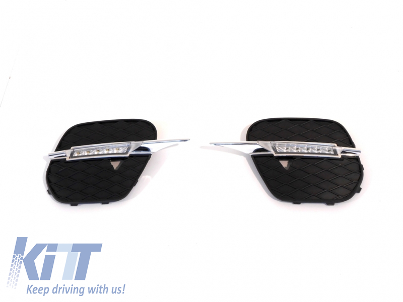 Griglia completa di luci diurne BMW X5 E70 LCI (2010-->)