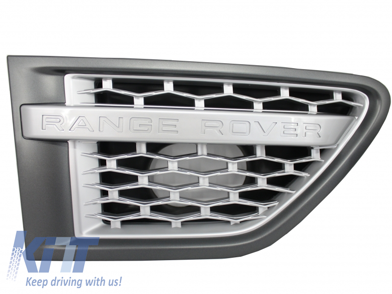 Griglie prese aria laterali Range Rover Sport 2010-up Facelift