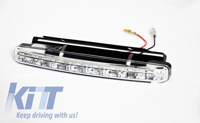 Luci diurne 8 LED universali
