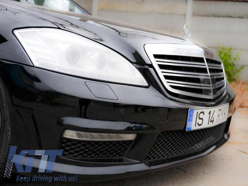 Luci diurne Mercedes Benz W221 S-Class AMG (2010-2013)