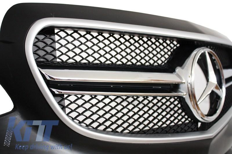Body Kit Mercedes Benz W212 E Class Facelift 2013 Up E63