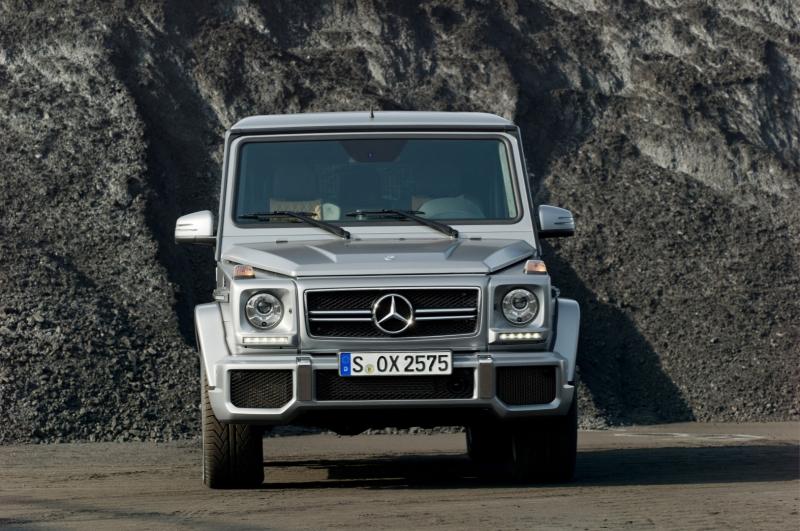 Griglia completa di luci diurne Mercedes-Benz G-class W463 1997-2012