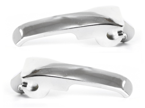 manillas de puerta VW Golf II+Jetta_cromado_2 piezas