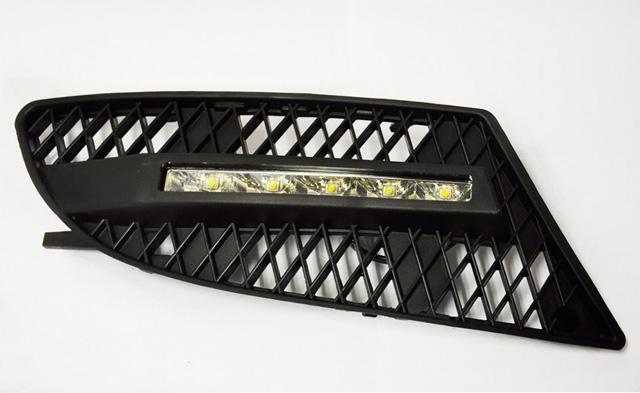 Griglia completa di luci diurne Seat Leon 1P (2005-2008)