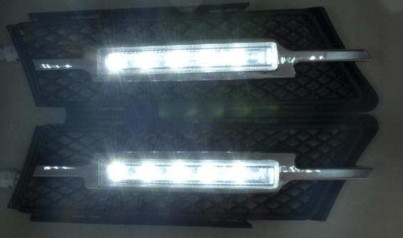 Griglia completa di luci diurne BMW Serie 3 E90 OE 4/5D