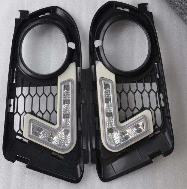 Griglia completa di luci diurne BMW Serie 3 E92 (2006-->)  M-TECH