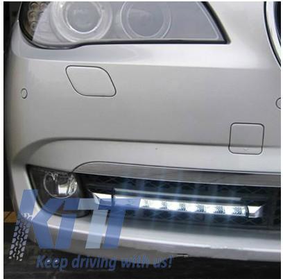Griglia completa di luci diurne BMW Serie 7 F01 (2008-->)