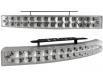 Luci diurne 28 LED LxHxT 200x24x42mm (2 pezzi)