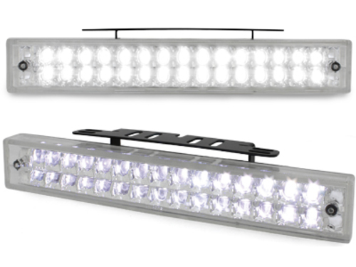 daytime running lamps 30 LED 190 x 30 x 40 mm - LGX06