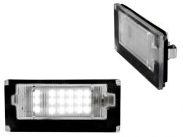 LED License Plate MINI One/Cooper/CooperS-R50/R52/R53 01-08 - LPLBM01