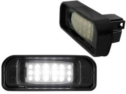 LED License Plate MERCEDES BENZ S-Klasse W220 98-05 - LPLMB05