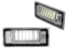 LED License Plate AUDI TT 99-06 - LPLVA06