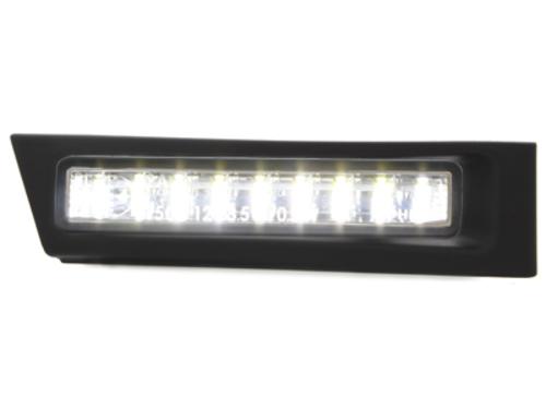 Modulo daylight luci diurne Skoda Octavia 1Z facelift 09-13