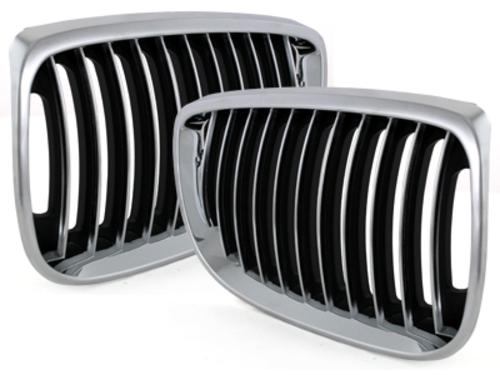 Sport Grill grille BMW E92/93 3er 06-08cromo