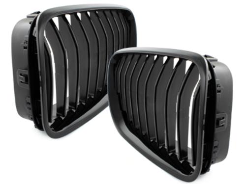 parilla BMW F06 6er M6 Grand Coupe 12+_negro brillante