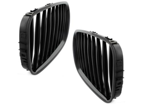 parrilla BMW Z4 E85 03-08_negro brillante