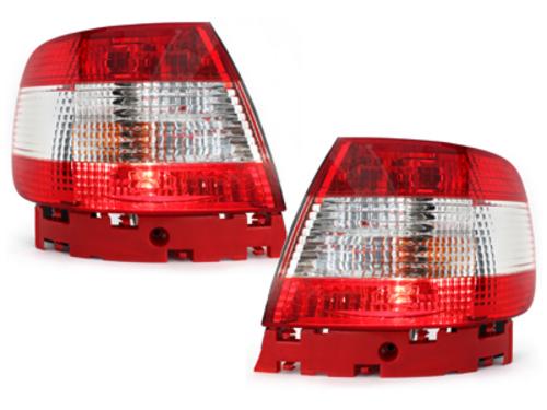 pilotos traseros Audi A4 B5 Lim. 95-10.00_rojo/cristal
