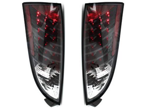 pilotos traseros LED Ford Focus 98-04_negro