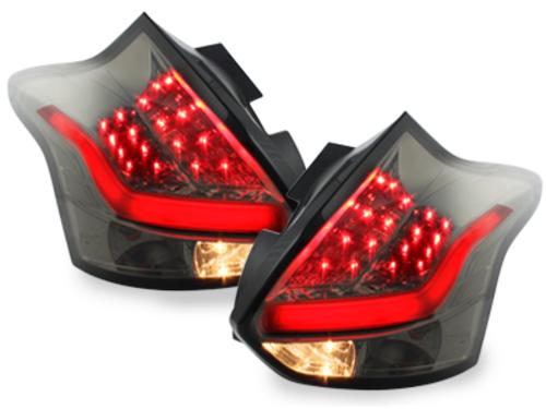 pilotos traseros LED Ford Focus 2011+_ahumado