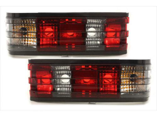 pilotos traseros Mercedes Benz W201 82-93_190E_rojo/negro