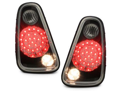 pilotos traseros LED Mini One/Cooper 04-06_negro