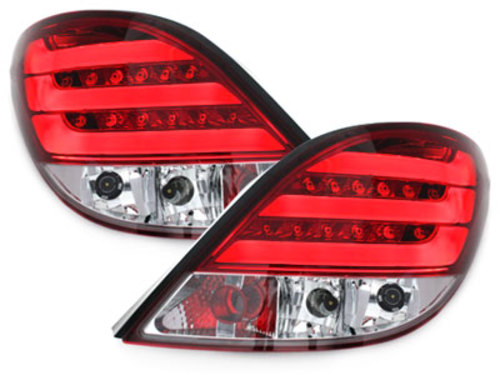 pilotos traseros LED Peugeot 207 06-05.09_cristal