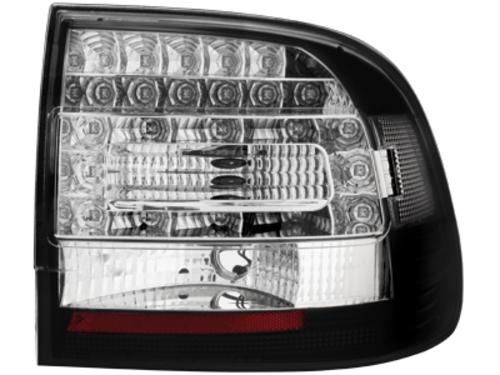 Fanali posteriori LED Porsche Cayenne 03-07 nero