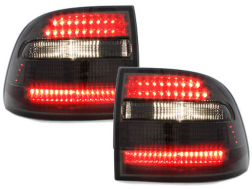 Fanali posteriori LED Porsche Cayenne 03-07 fumè