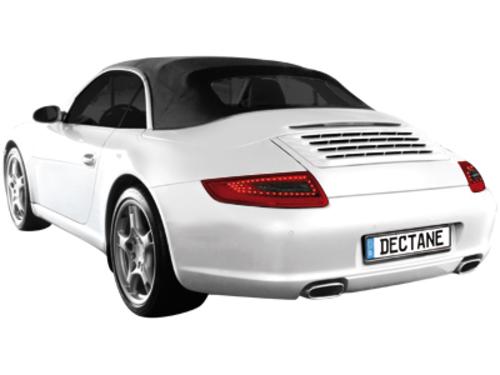 Fanali posteriori LED Porsche 911 / 997 04-08 red/fumè