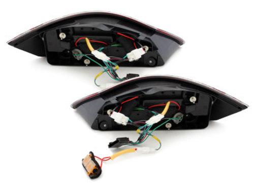 Fanali posteriori LED Porsche Boxster 987 05-08 Cayman 06-09 red / fumè