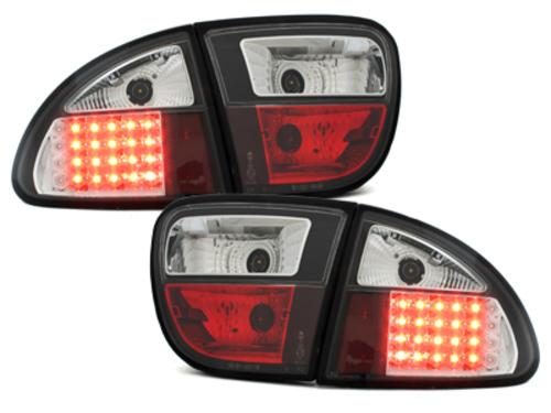 Fanali posteriori LED Seat Leon 99-05  nero