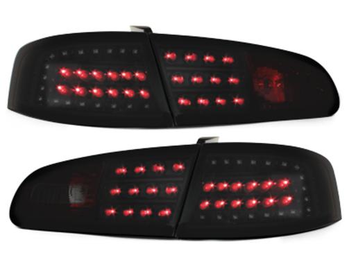 LITEC pilotos traseros LED Seat Ibiza 6L 02.02-08_negro/ahum