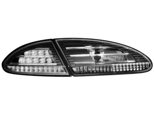 Fanali posteriori LED Seat Leon 05-09  1P  nero