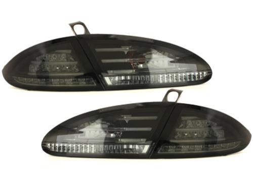 Fanali posteriori LED Seat Leon 05-09  1P  nero/fumè