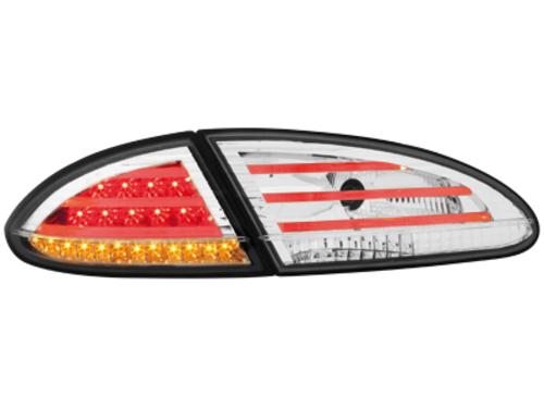 Fanali posteriori LED Seat Leon 05-09  1P  chrom