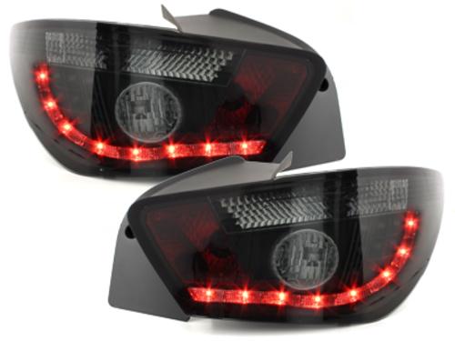 pilotos traseros LED Seat Ibiza 6J 04.08+_negro/ahumado