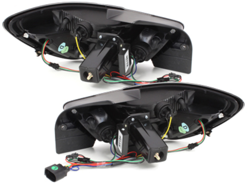 Fanali posteriori LED Seat Ibiza 6J 04.08+_red fumè