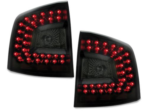 LITEC pilotos traseros LED Skoda Octavia 1Z 04-11_negro/ahum