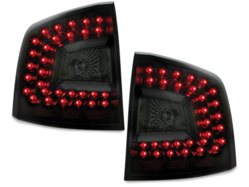 LITEC pilotos traseros LED Skoda Octavia 1Z 04-11_negro/ahumad