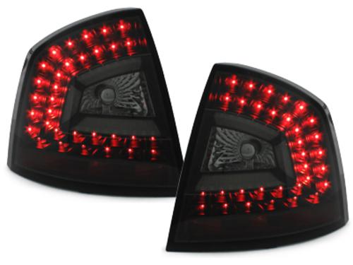 LITEC pilotos traseros LED Skoda Octavia 1Z Lim. 04-11_negro/a
