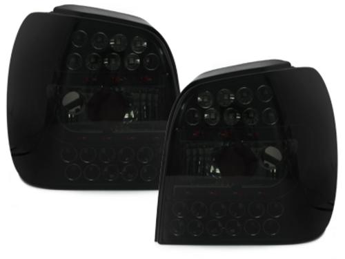 Fanali posteriori LED VW Polo 6N 95-97 nero fumè