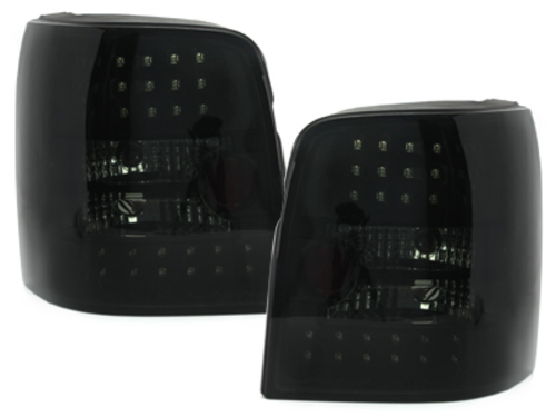 Fanali posteriori LED VW Passat 3B Variant 1997-2001 nero