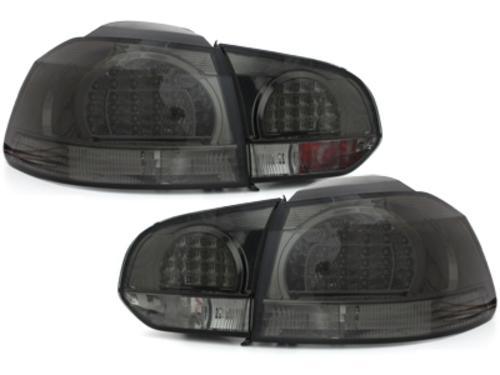 Fanali posteriori LED VW Golf VI fum