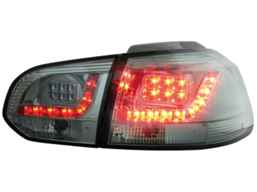 Fanali posteriori LED VW Golf VI fumè fumo