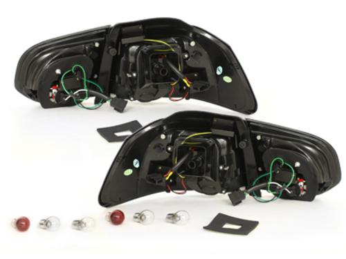 Fanali posteriori LED VW Golf VI LED indicator fumè