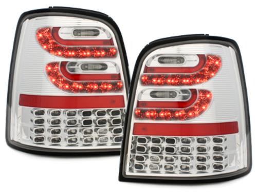 LITEC LED taillights VW Touran 2003+_crystal - RV40KLC