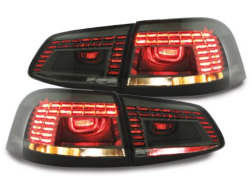 Fanali posteriori LED VW Passat 3C GP Variant 2011+ fumè-