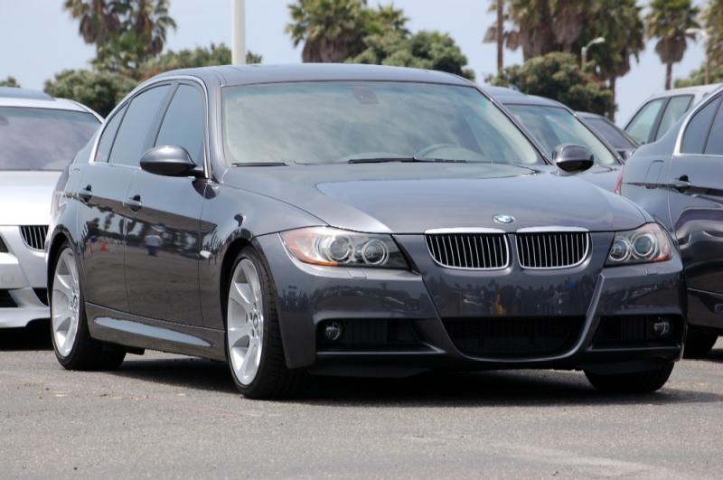 Minigonne laterali M-technik BMW E90 Serie 3 04-11 LCI/Non-LCI